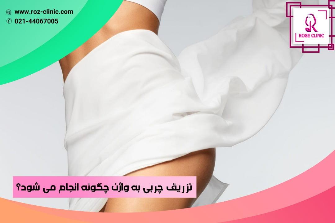 تزریق چربی به واژن چگونه انجام می شود؟
